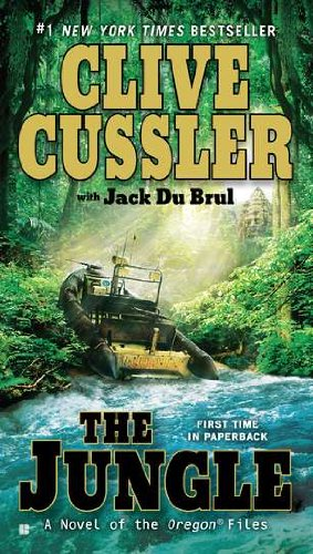 The Jungle by Clive Cussler, Jack du Brul