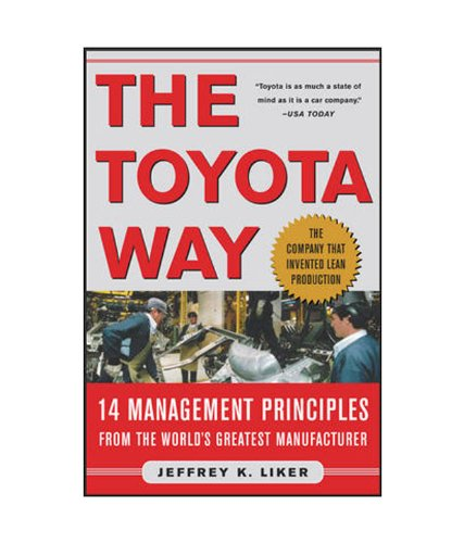 The Toyota Way: 14 Management Principles from the World's Greatest Manufacturer [Import] (Toyota Way Book compare prices)