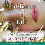 Before I Fall   Lauren Oliver