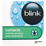 Blink Contacts Eye Drops 20x0.35ml