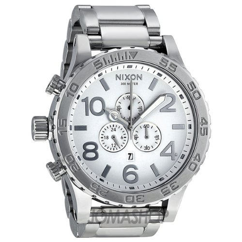 NIXON Men's NXA083488 Chronograph Dial Watch
