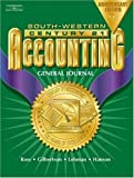 img - for Century 21 General Journal Accounting Anniversary Edition, Introductory Course Chapters 1-17 book / textbook / text book