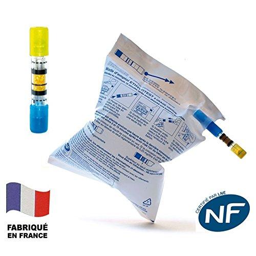 Ethylotest chimique NF Soufflez vous saurez