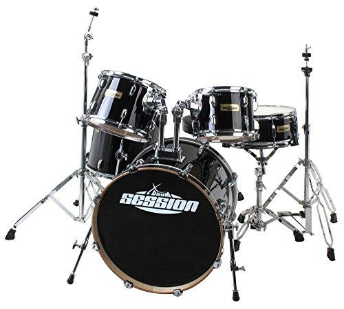 xdrum-stage-ii-batteria-completa-drum-set-black-raven