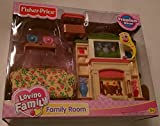 Fisher Price Loving Family Dollhouse Family Room