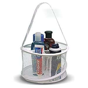 Amazon Com Bathroom Personal Organizer And Shower Tote 8