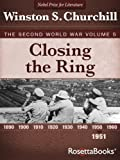 Image of Closing the Ring: The Second World War, Volume 5 (Winston Churchill World War II Collection)