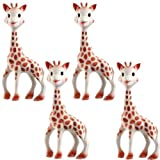 Vullie 616324-4 Sophie the Giraffe Teether Set of 4