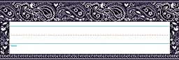 Black Bandana Name Plate (SC546922)