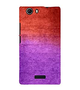 Red Vintage Paintings 3D Hard Polycarbonate Designer Back Case Cover for Micromax Canvas Nitro 2 E311 :: Micromax Canvas Nitro 2 (2nd Gen)