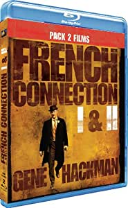 Coffret french connection : french connection 1 ; french connection 2 [Blu-ray] [FR Import]