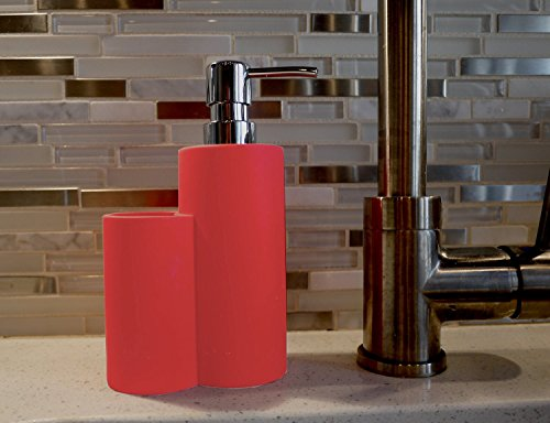 PeelCo A1 Modern Kitchen Countertop Dishwasher Soap Dispenser and ...