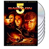 Babylon 5: The Complete First Season (Repackage)by Bruce Boxleitner