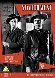 Station West [DVD] [1948]
