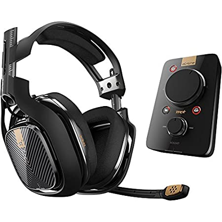 A40 TR Headset + MixAmp Pro TR for PS4