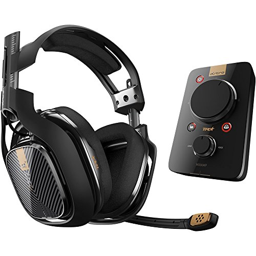 ASTRO Gaming A40 TR 2015 + MixAmp Pro Black [Edizione: Germania]