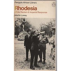 Racism Rhodesia | RM.