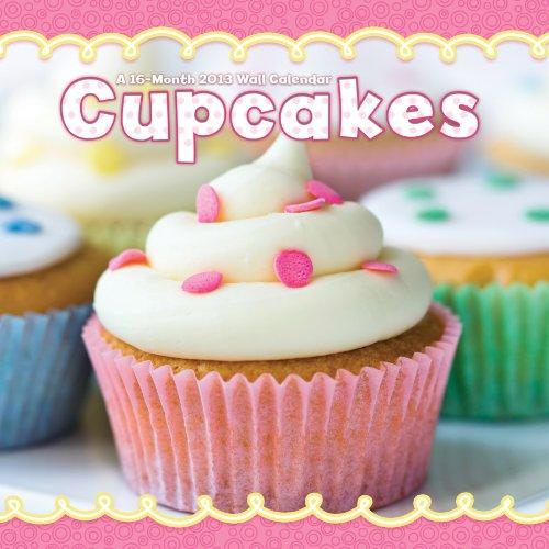 Cupcakes 2013 Wall Calendar