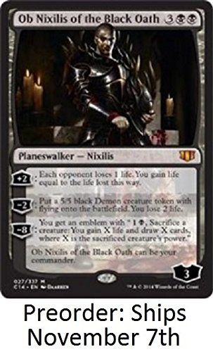 Commander 2014 - Black Deck With Ghoulcaller Gisa - Magic The Gathering (Mtg) Pre-Order Ships November 7Th front-600515
