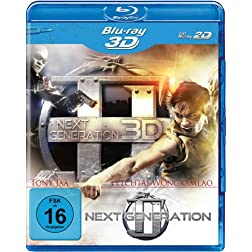 TJ - Next Generation (Blu-ray 3D + Blu-ray) [Region Free]