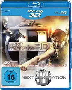 TJ - Next Generation (Blu-ray 3D + Blu-ray) [Region Free]