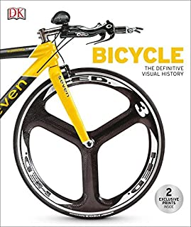 Book Cover: Bicycle: The Definitive Visual History
