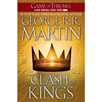 A Clash of Kings: A Song of Ice and Fire, Book 2 (       UNABRIDGED) by George R. R. Martin Narrated by Roy Dotrice