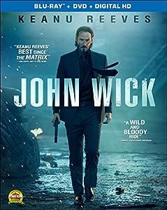 John Wick (Blu-ray + DVD + Digital HD) from Lionsgate Home Entertainment