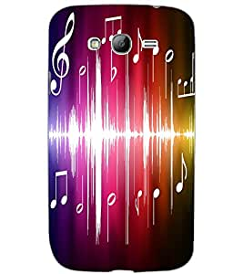 SAMSUNG GALAXY GRAND NEONEO MUSIC Back Cover by PRINTSWAG