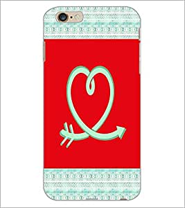 PrintDhaba Cartoon D-5785 Back Case Cover for APPLE IPHONE 6S PLUS (Multi-Coloured)