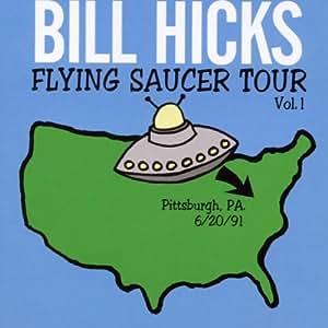 Flying Saucer Tour, Vol. 1