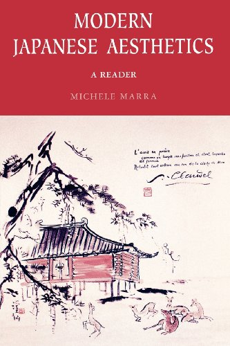 Modern Japanese Aesthetics: A Reader