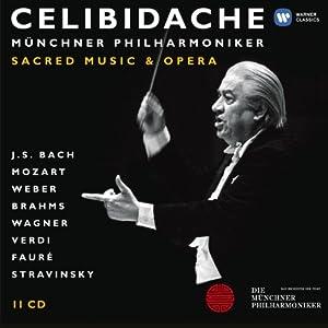 Celibidache Edition - Sacred Music & Opera