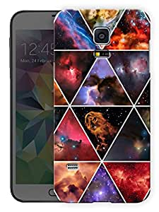 """Humor Gang Cosmos Galaxy Pattern Printed Designer Mobile Back Cover For """"Samsung Galaxy S5 Mini"""" (3D, Matte, Premium Quality Snap On Case)"""