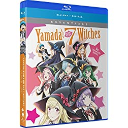Yamada-kun And The Seven Witches - The Complete Series - Essentials [Blu-ray]