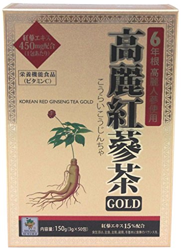 オンガネ 高麗紅参茶 3g×50包