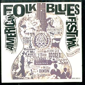 Original American Folk Blues Festival