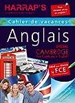 Harrap's Cahier de vacances anglais a...