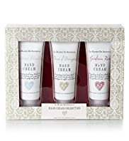La Maison de Senteurs Hand Cream Trio Collection