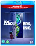 Monsters, Inc. (Blu-ray 3D + Blu-ray)...