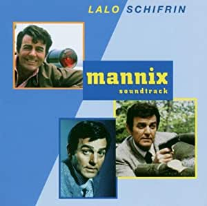 Mannix (TV Soundtrack)