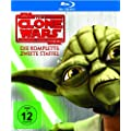Star Wars: The Clone Wars - Staffel 2 [Blu-ray]