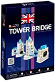 CubicFun London UK Tower Bridge 3D Puzzle