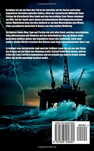 Deep Sea One: Volume 2 (Orden der Schwarzen Sonne)