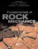 img - for By John Conrad Jaeger - Fundamentals of Rock Mechanics: 44th (fourth) Edition book / textbook / text book