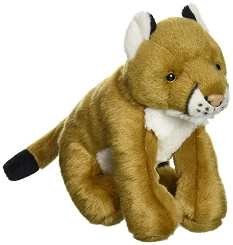 "Wild Republic CK-Mini Mountain Lion 8"" Animal Plush"