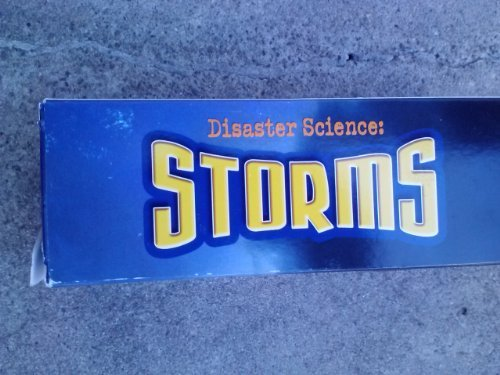 Storm (Disaster Science) Book & Thunder Maker Kit - 1