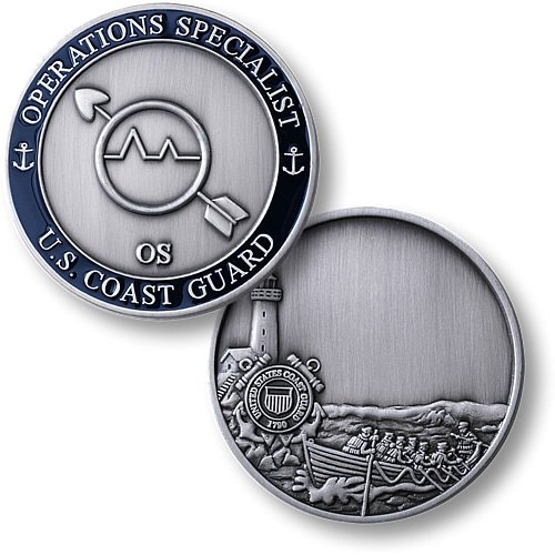 Coast Guard Operations Specialist - 1