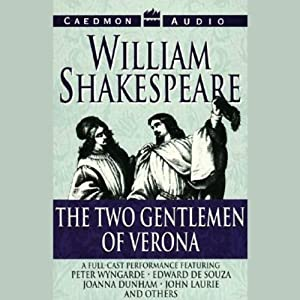 Two Gentlemen of Verona Performance