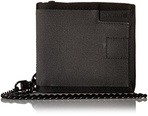 pacsafe-rfidsafe-z100-anti-theft-rfid-blocking-bi-fold-wallet-charcoal